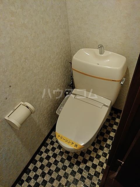 すずらんⅦ 3B号室のトイレ