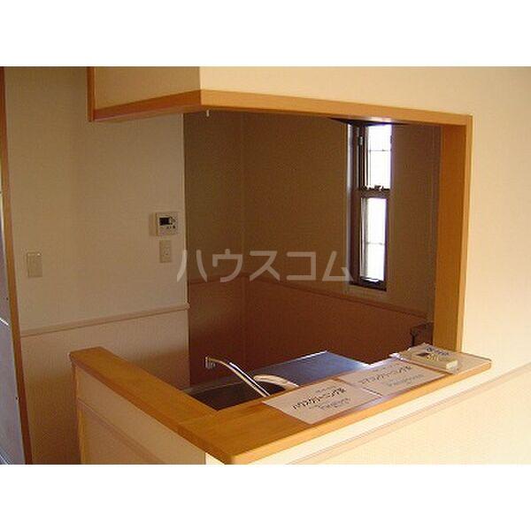 mignon tou tou 103号室のキッチン