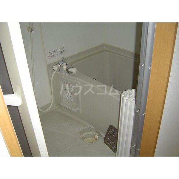 mignon tou tou 103号室の風呂