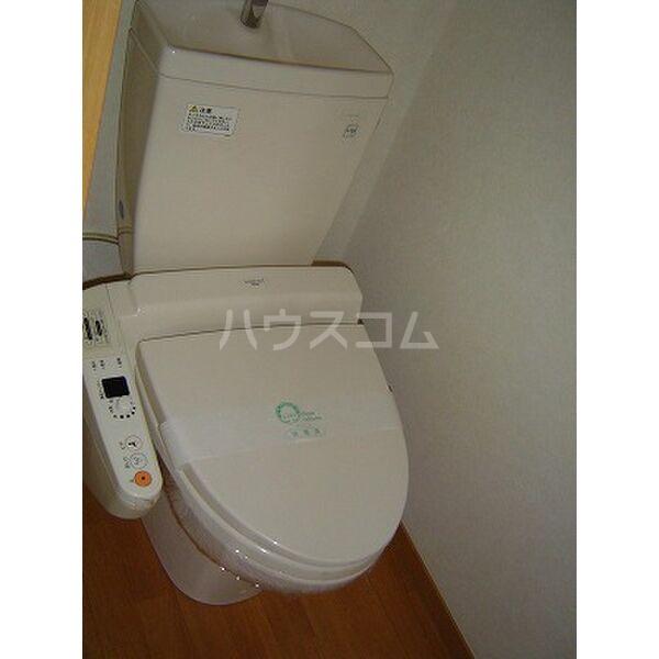mignon tou tou 103号室のトイレ