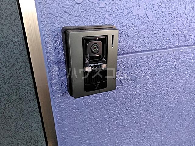 グリーンハイツ三澤パート6 B201号室のセキュリティ