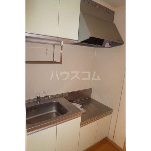 東栄ハイツB 105号室のキッチン