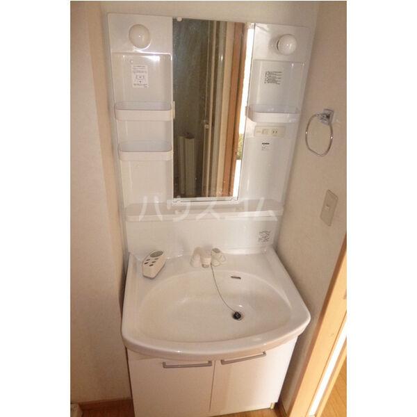 東栄ハイツB 105号室の洗面所