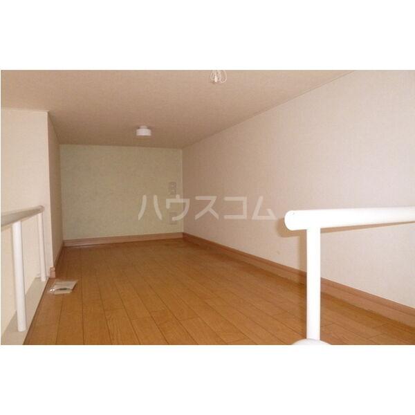 東栄ハイツB 105号室のベッドルーム