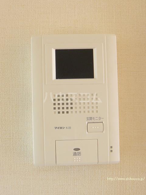 レジデンス斉藤 102号室のセキュリティ