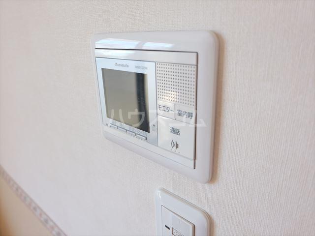レジデンスアルタⅢ 102号室のセキュリティ