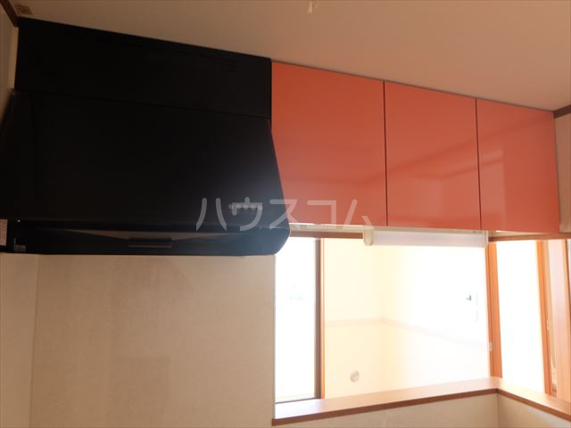 レジデンスアルタⅢ 102号室のキッチン