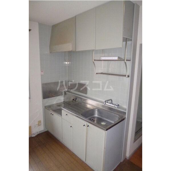 サンライフサテラ 202号室のキッチン