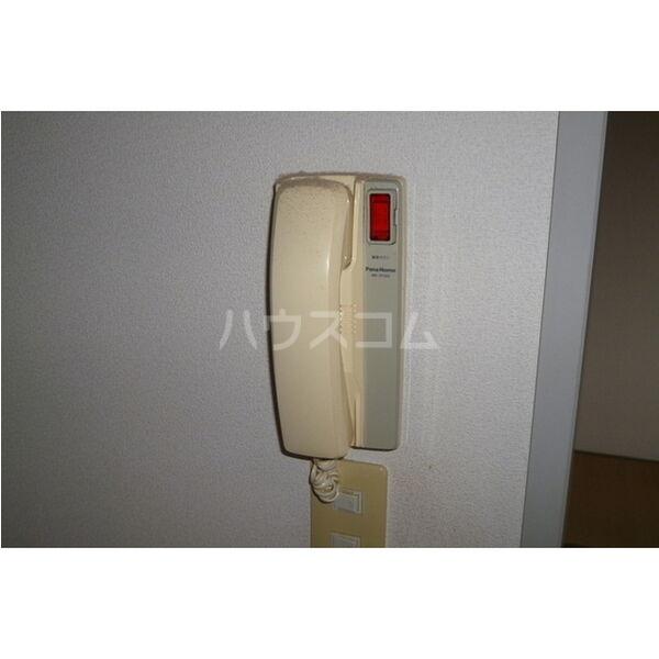 サンライフサテラ 202号室のセキュリティ