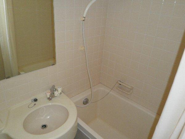 パークヒルズ宿郷 501号室の風呂