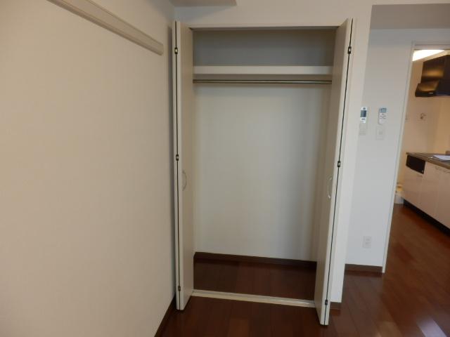 ビッグ・ビー宇都宮 1004号室の収納