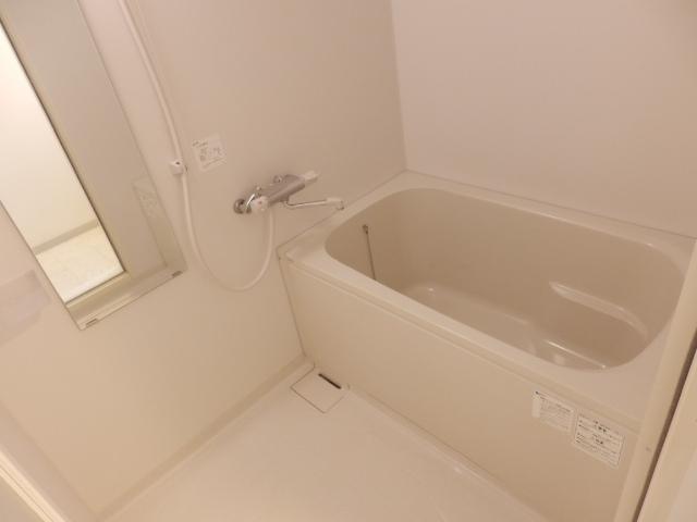 ビッグ・ビー宇都宮 1004号室の風呂