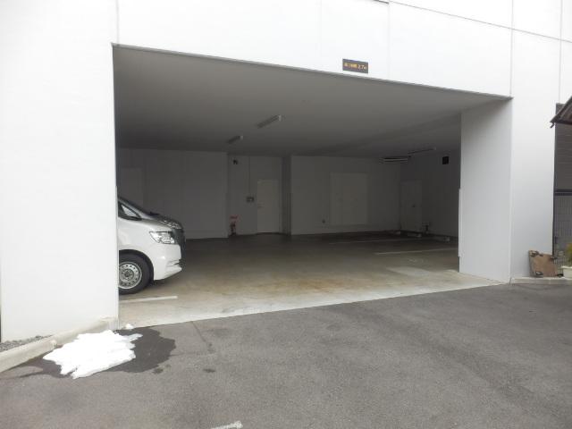 ビッグ・ビー宇都宮 1004号室の駐車場