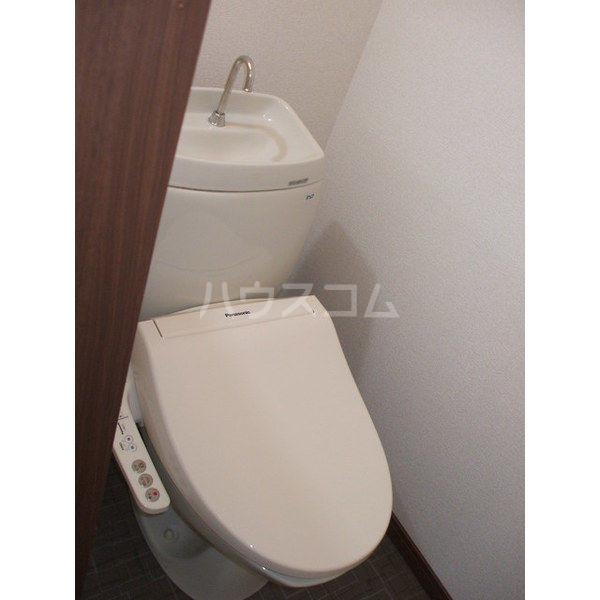 コーポエクセルⅠ 105号室のトイレ