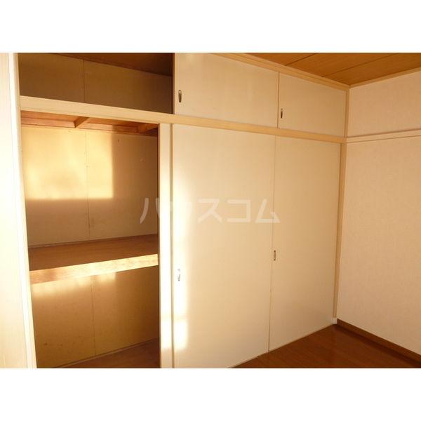 ホワイトハイツ宝木 103号室の収納