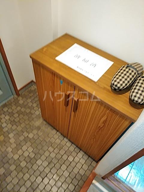 パークサイドレジデンス 308号室の玄関