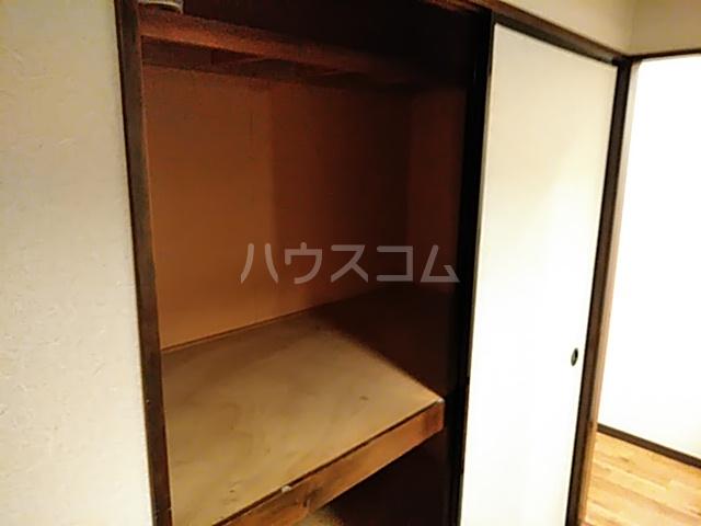 パークサイドレジデンス 308号室の収納