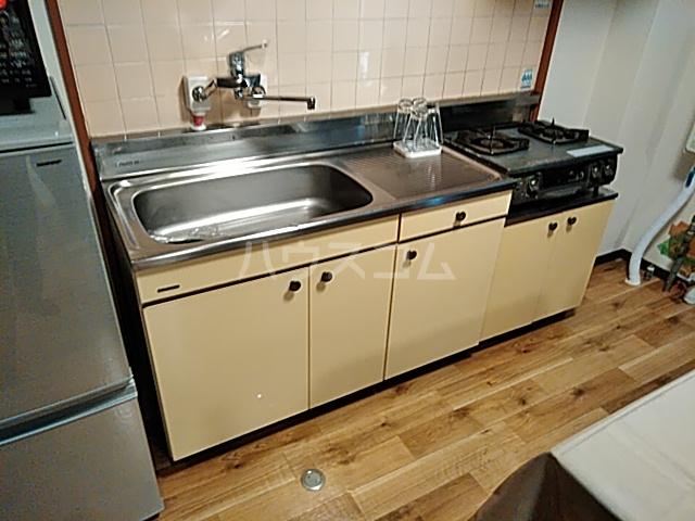 パークサイドレジデンス 308号室のキッチン
