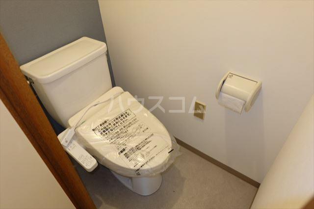 コーポ山晃 101号室のトイレ