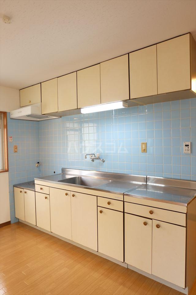 コーポ山晃 101号室のキッチン