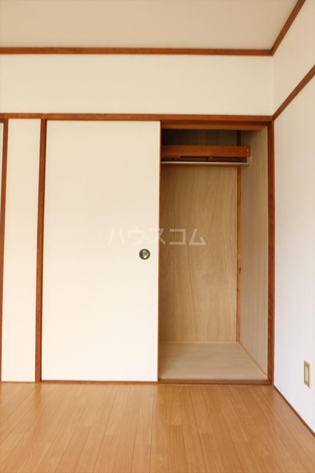 コーポ山晃 101号室の収納