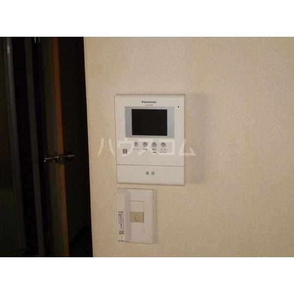 白沢ハイツB 101号室のセキュリティ
