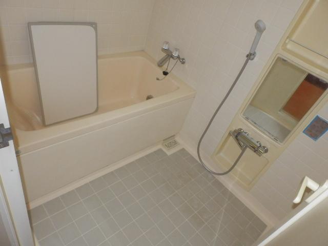ルミエール薬師寺 203号室の風呂