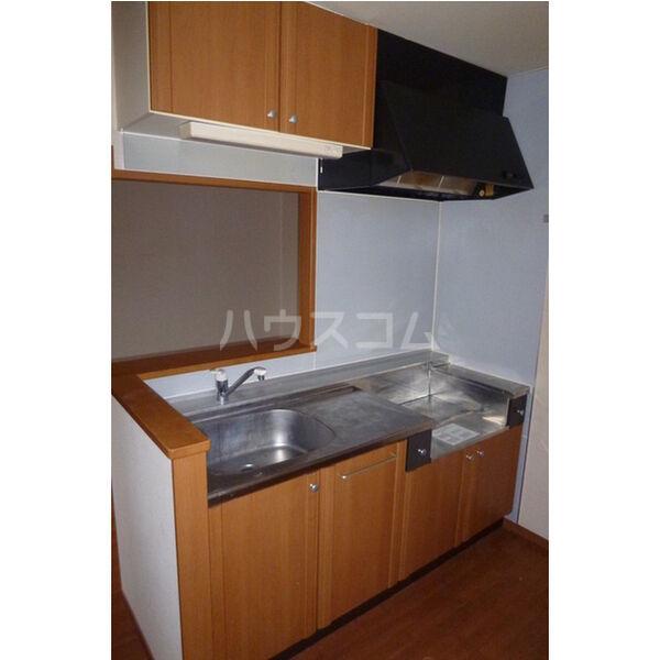タウニィ・コスモスⅤ 101号室のキッチン