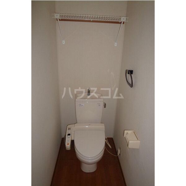 タウニィ・コスモスⅤ 101号室のトイレ