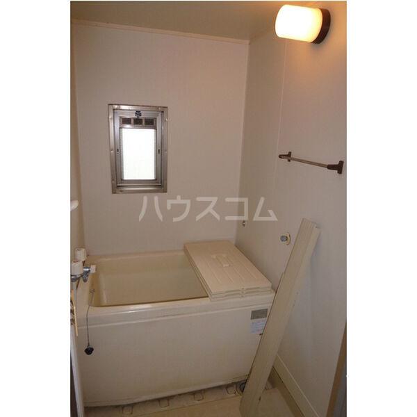中里ハイツⅠ 101号室の風呂