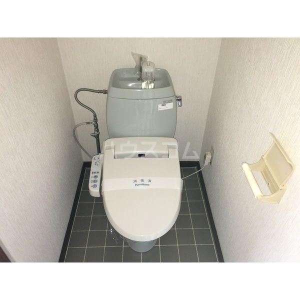 ユーハイツ 103号室のトイレ