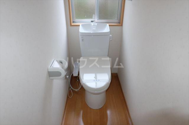 さつき公園メゾネットのトイレ