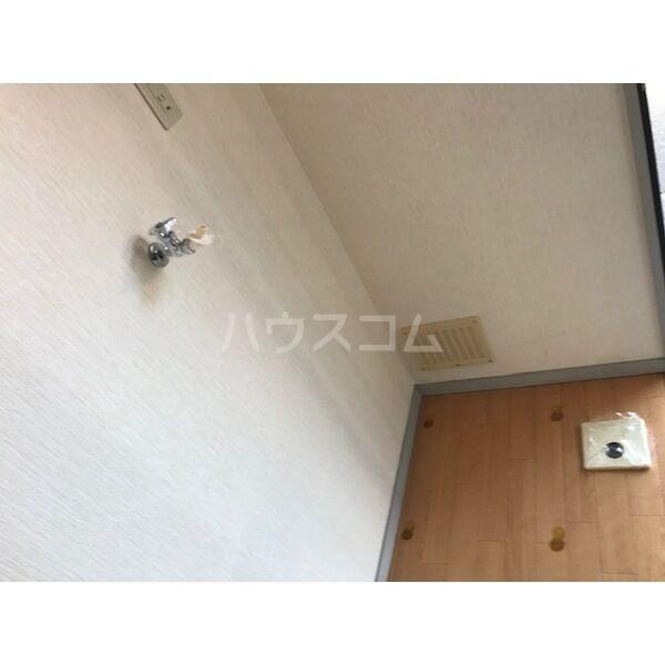 パンシオンJ 102号室の洗面所