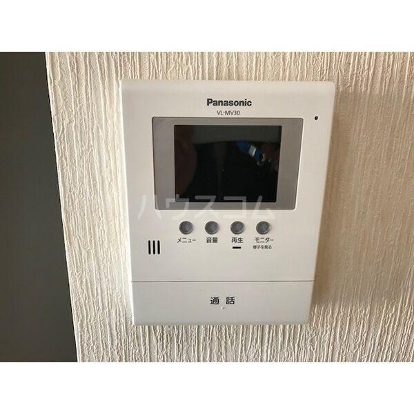 パンシオンJ 102号室のセキュリティ