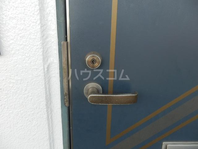 コーポサングレー 302号室のセキュリティ