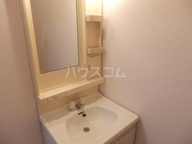 コーポサングレー 302号室の洗面所