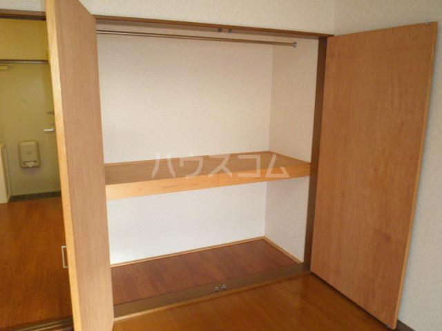 フォレストヒルズ 206号室の収納