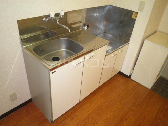 フォレストヒルズ 206号室のキッチン