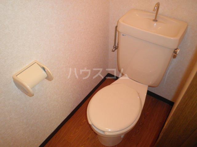 フォレストヒルズ 206号室のトイレ