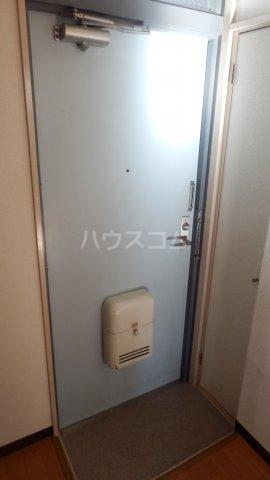 グリムハイツ塙田 202号室の玄関