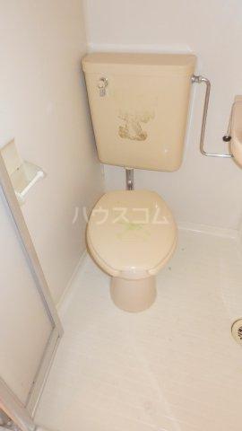 グリムハイツ塙田 202号室のトイレ