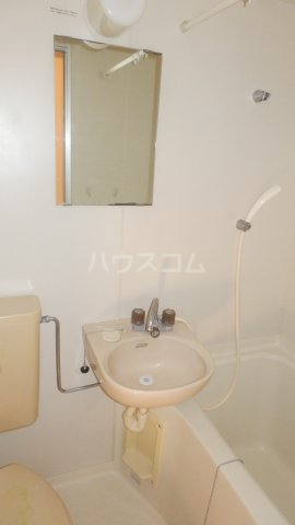 グリムハイツ塙田 202号室の洗面所