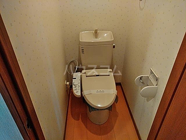 ルミエール元今泉 406号室のトイレ