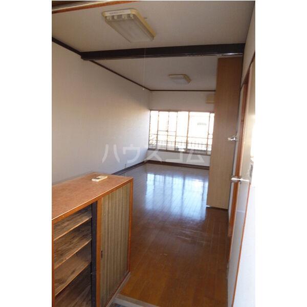 小滝アパート 2号室のベッドルーム