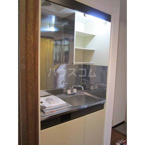 稲葉ビル 3-C号室のキッチン