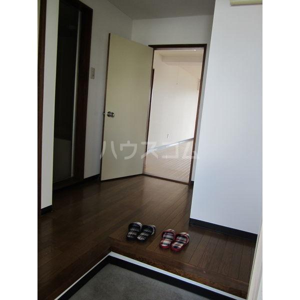 稲葉ビル 3-C号室の玄関
