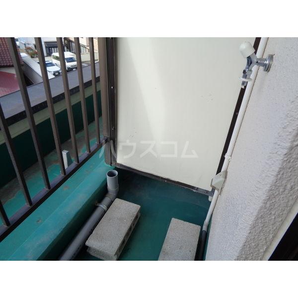稲葉ビル 3-D号室のバルコニー