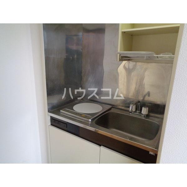 稲葉ビル 3-D号室のキッチン