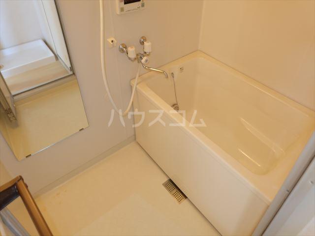 明清ハイツ 201号室の風呂
