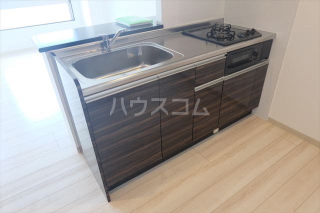 ウィンクラッセ 603号室のキッチン
